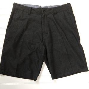 O'NEILL   Black Casual Men's Lightweight Shorts
